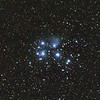 M45 Pleiades - 25/08/2020 (Processed cropped stack)