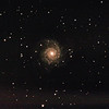 Messier M74 - NGC628 - Spiral Galaxy in Pisces - 17/09/2020 (Processed stack)