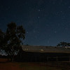 Shearing Shed under the Southern Cross - 25/08/2020