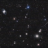 Fornax Galaxy Cluster - 25/08/2020 (Processed stack)