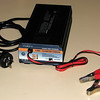 "12V Battery Charger - Acquired 12/12/2010<br /> <br /> Making a change from a 18Ahr ""Jump Starter"" to a spare car battery at this time meant I needed a battery charger, so this was it. <br /> <br /> Calibre 12V Battery Charger $79.97 SuperCheap Auto 12/12/2010"