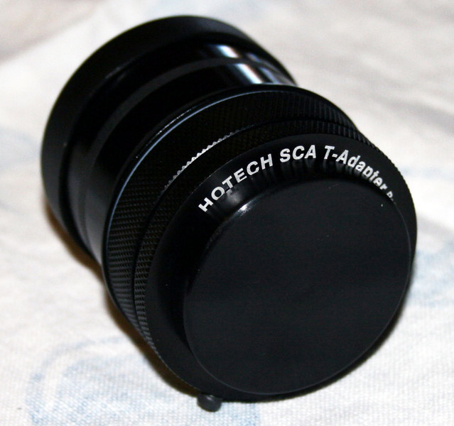 "Hotech SCA 2"" T-Adapter"