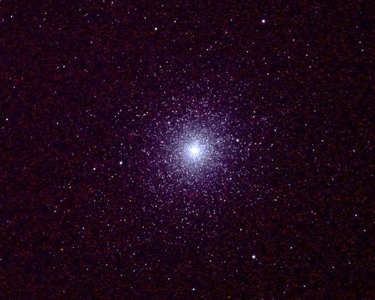 Caldwell 106 - NGC 104 - 47 Tucanae - Globular Cluster 31/10/2010 (Re-processed JPEG Stack)