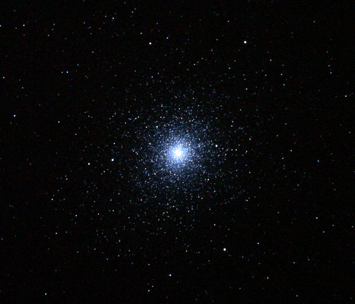 Caldwell 106 - NGC 104 - 47 Tucanae - Globular Cluster 31/10/2010 (Processed single JPEG)