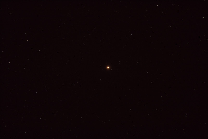 Betelgeuse - Beta Orionis - 7/12/2010
