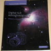 Digital SLR Astrophotography by Michael A. Covington ordered 17/11/2010