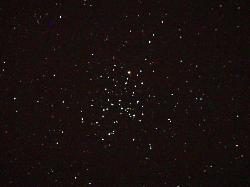 Messier M6 - NGC 6405 - Butterfly Cluster 25/09/2010 (Processed)