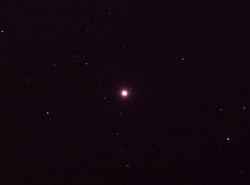 Aldebaran - Alpha Tauri - 29/12/2010 (Processed stack)