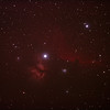 IC434 Horsehead Nebula near Star Alnitak - 8-10/12/2010 (Re-processed 3 night stack)