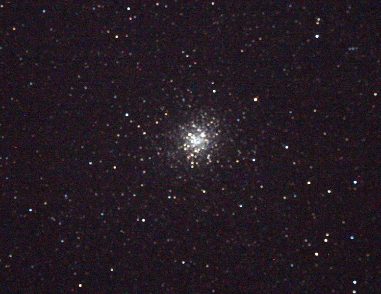 Messier M22 - NGC 6656 - Globular Cluster 25/09/2010 (Processed)