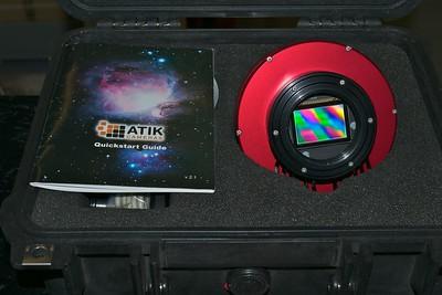 ATIK 11000M CCD