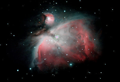 Latest close up of the Orion Nebula.