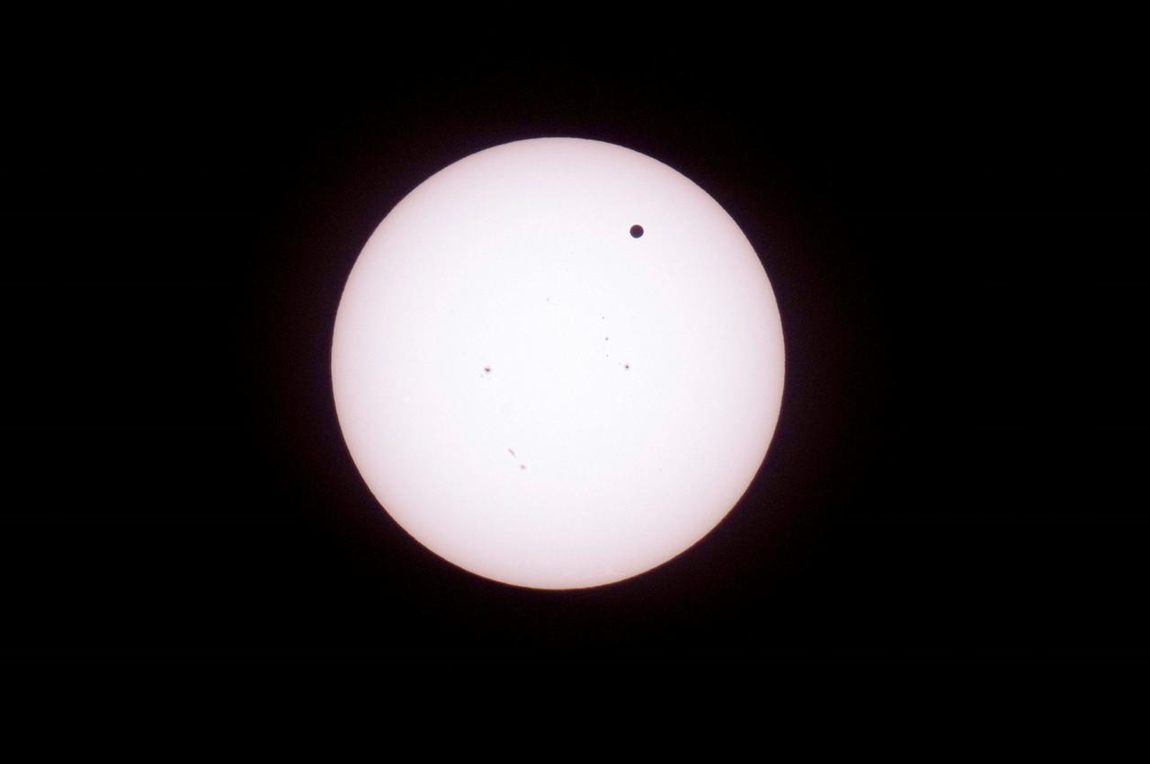 Transit Of Venus, 6/5/2012