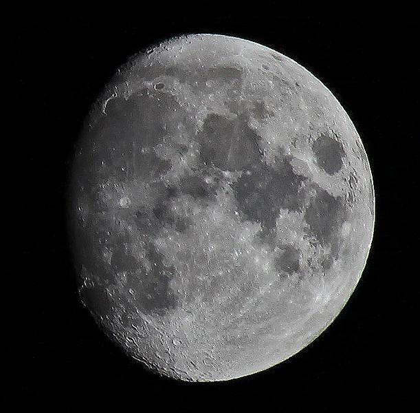 June22 moon using unsharp mask