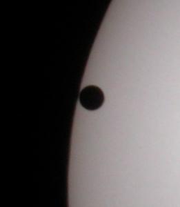 2004 JUNI: Nikon und TAL sind ein tolles Duo. Foto: Venus-Transit