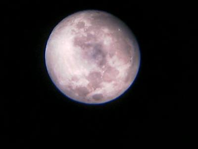 2003 OKT: Kauf des TAL-Teleskops und Mondfotografie mit dem...Handy