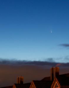 Comet C/2011L4 PANSTARRS