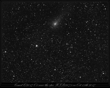 Comet C/2017Q1