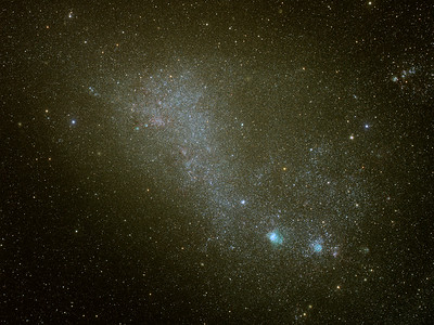 NGC 292 (Small Magellanic Cloud) iTelescope T12