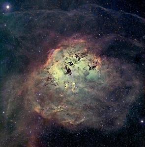 IC 410 - Faint nebulosity in Auriga