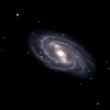Galaxy M109. <br /> <br /> Instrument: C11 f/6.3 on Gemini G41 + ccd SXV-H9<br /> Exposures: 24x4' (3x3), filter IR-cut.