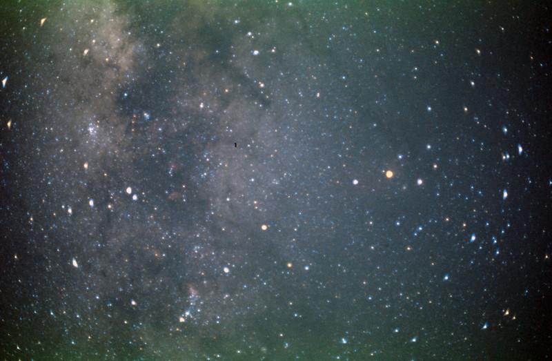 Constellation Scorpio 18/05/1980