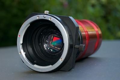 A Canon-ready ATIK490 camera