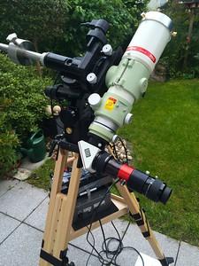 Daystar, Baader ERF, FSQ-85, www.astroholgi.de custom parts