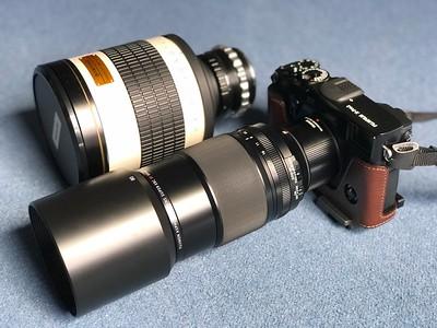 XF80 f2.8, 2x TC, 800mm f8