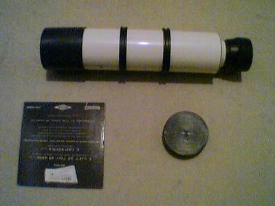 Sucher 50mm, 8x Vergrößerung, 7° Gesichtsfeld