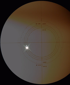 Polar alignment scope