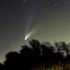 Comet Hall-Bopp <br /> <br /> Minolta 50 mm f/1.8 + fujifilm