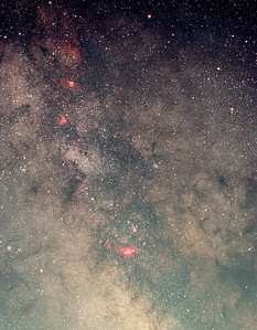 Sagittarius Star Cloud