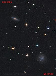 NGC5908 and NGC5905