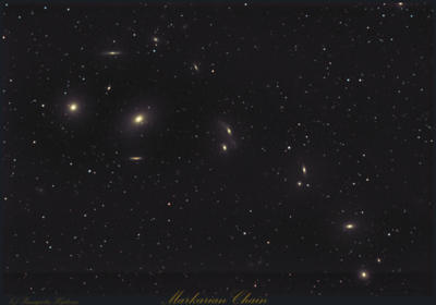 The Markarian Chain
