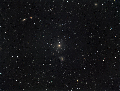 NGC5850 and Friends
