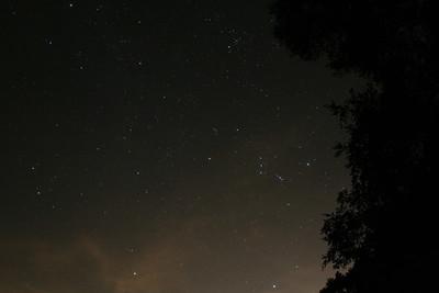 Geminid Meteor Shower 2006