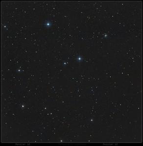 M10 M12 Ophiuchi
