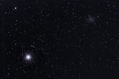 M53 & NGC5053 in Coma Berenices
