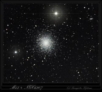M13 and NGC6207