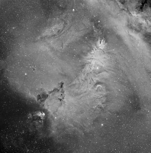 Cone Nebula Mosaic - NGC 2264