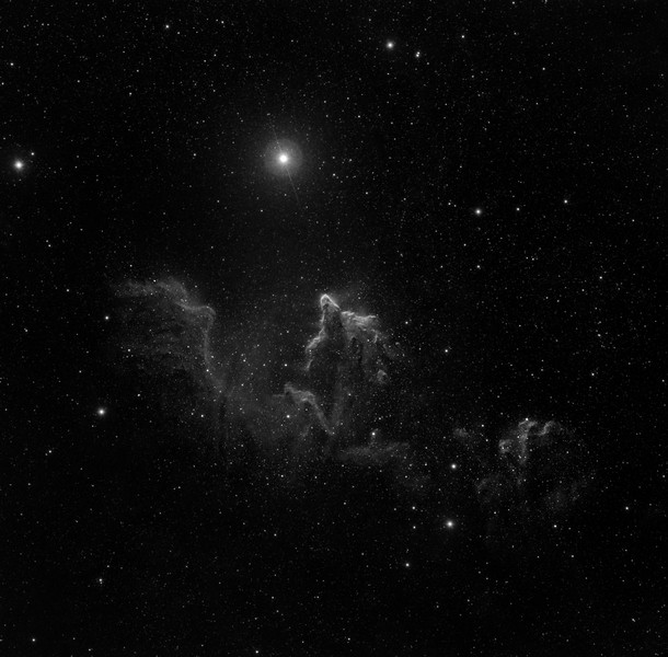 IC63 Ghost Nebula