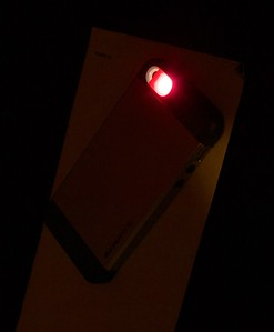 How to turn your smartphone to a red astronomy lamp in seconds at zero costs.