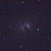 Caldwell 77 - Centaurus A Galaxy - 26/2/11 (Single shot - cropped - PowerMate test)