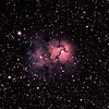 Messier M20 - NGC6514 - Trifid Nebula - 7/5/2011 (Processed cropped stack)