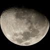 Waxing Gibbous Moon - 15/1/2011