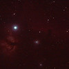 IC434  Horsehead Nebula and Alnitak  - 5/1/2011 at Mundaring Weir (Processed cropped single image)
