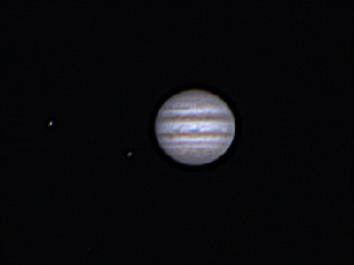 Jupiter - Calisto - Io