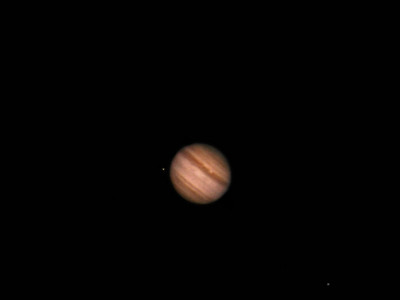 Jupiter Sept 11, 2010 24 inch telescope Nikon 990.