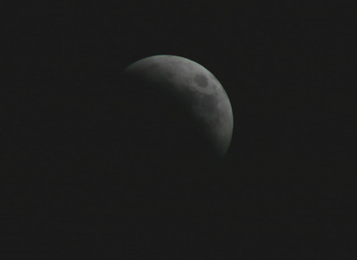 Lunar Eclipse  October 27, 2004